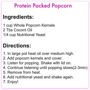 Protein Pop