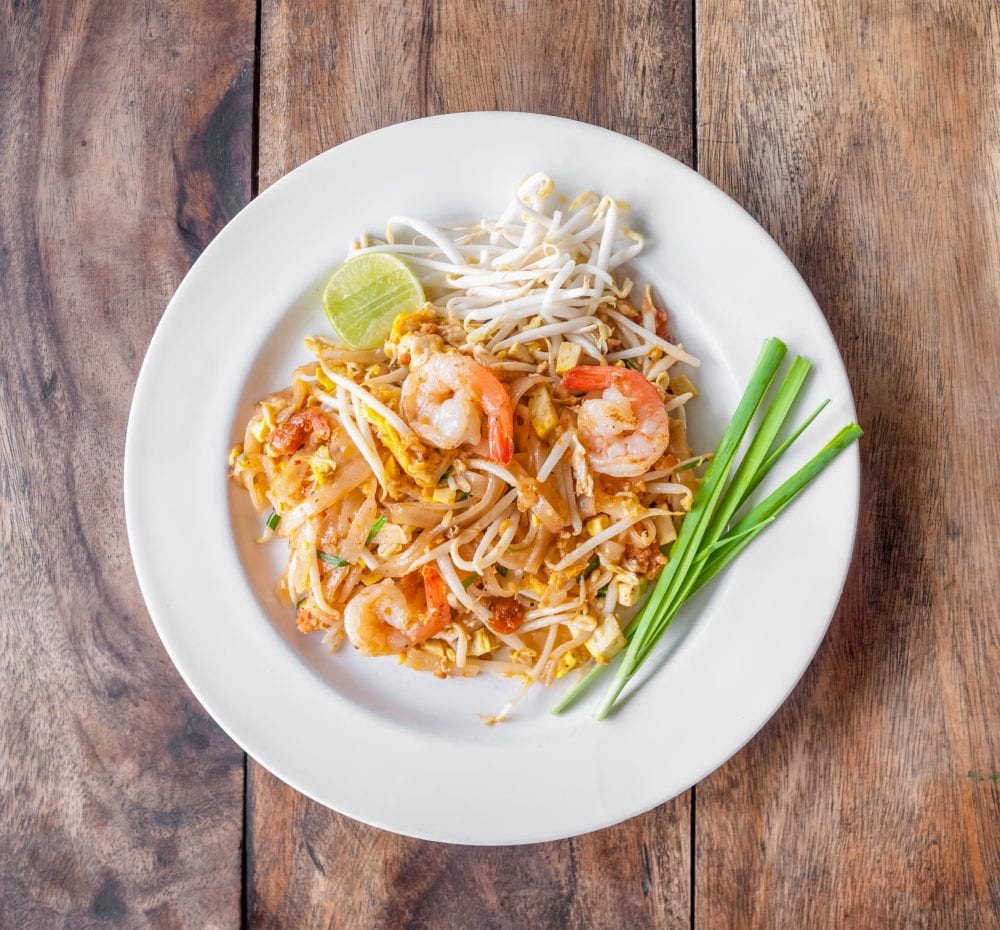 pad thai, healthy pad thai, the best pad thai, low carb pad thai,  daily workouts, free daily workouts,  shape up series, daily workout schedule, weekly workout schedule