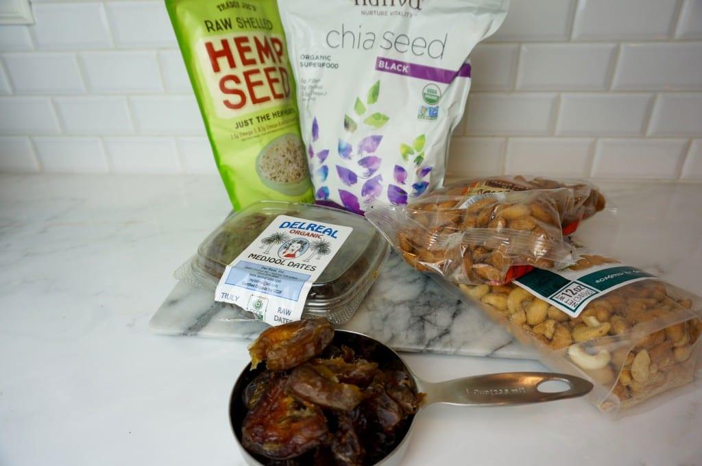 pre-workout snacks, healthy snacks, vegan, raw, date balls, protein balls, protein date balls, energy balls