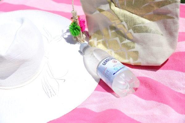 water, dehydration, hydration, mineral water, gerolsteiner, detox challenge