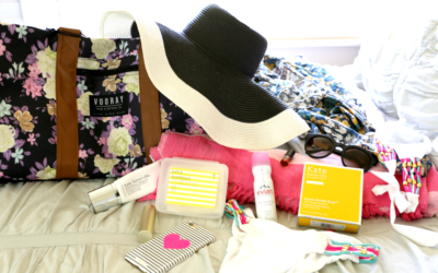 Weekend Getaway Essentials | What You Need in Your Bag