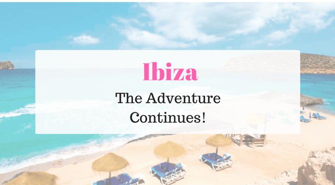 Ibiza   My Weight-Loss, Workouts + Food