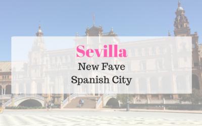 Sevilla | My Workouts, Weight-loss + Food