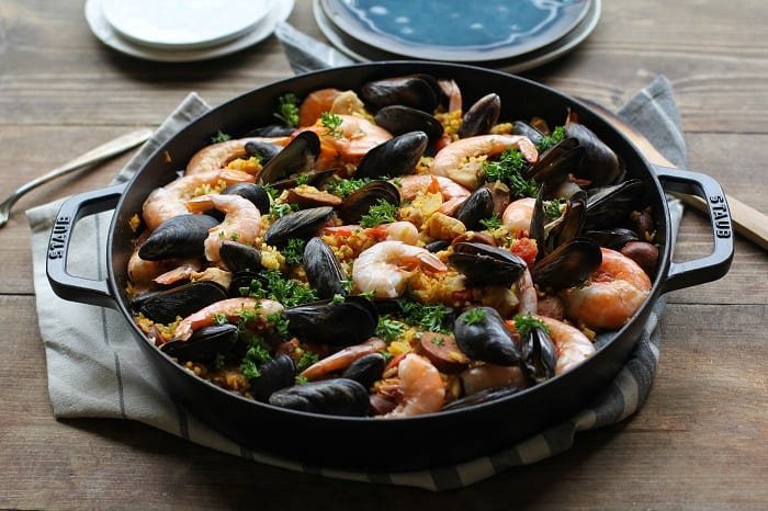 koa, mallorca, dining in mallorca, how to stay fit, fit travel, healthy eating, best foods in mallorca, paella, best paella in mallorca
