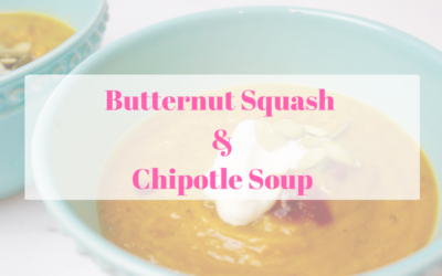 Butternut Squash Chipotle Soup