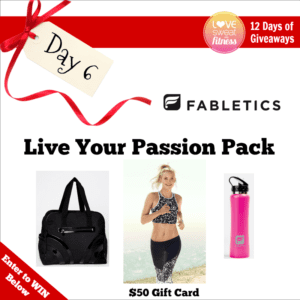 Fabletics gift pack