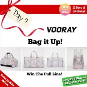 vooray bag giveaways