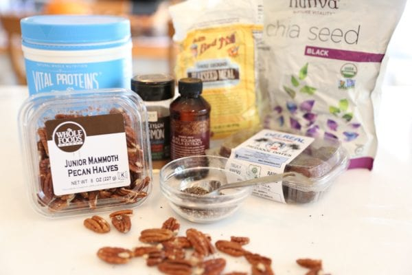 pecan pie smoothie recipe