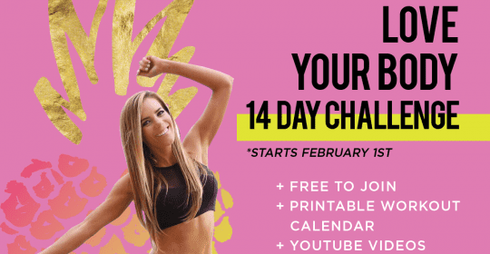 14 Day February Ab Challenge