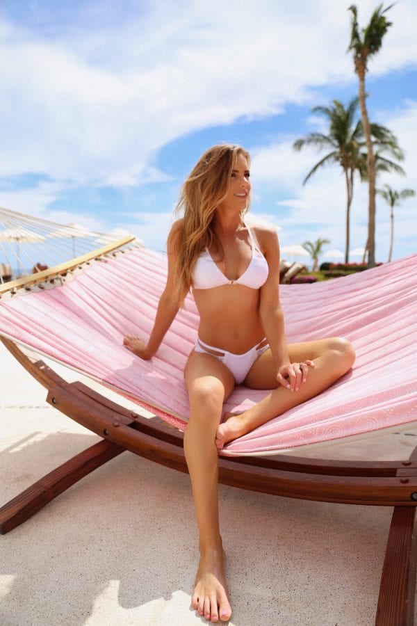 bun on the run in cabo, cabo beaches, stay fit traveling, how to stay on track