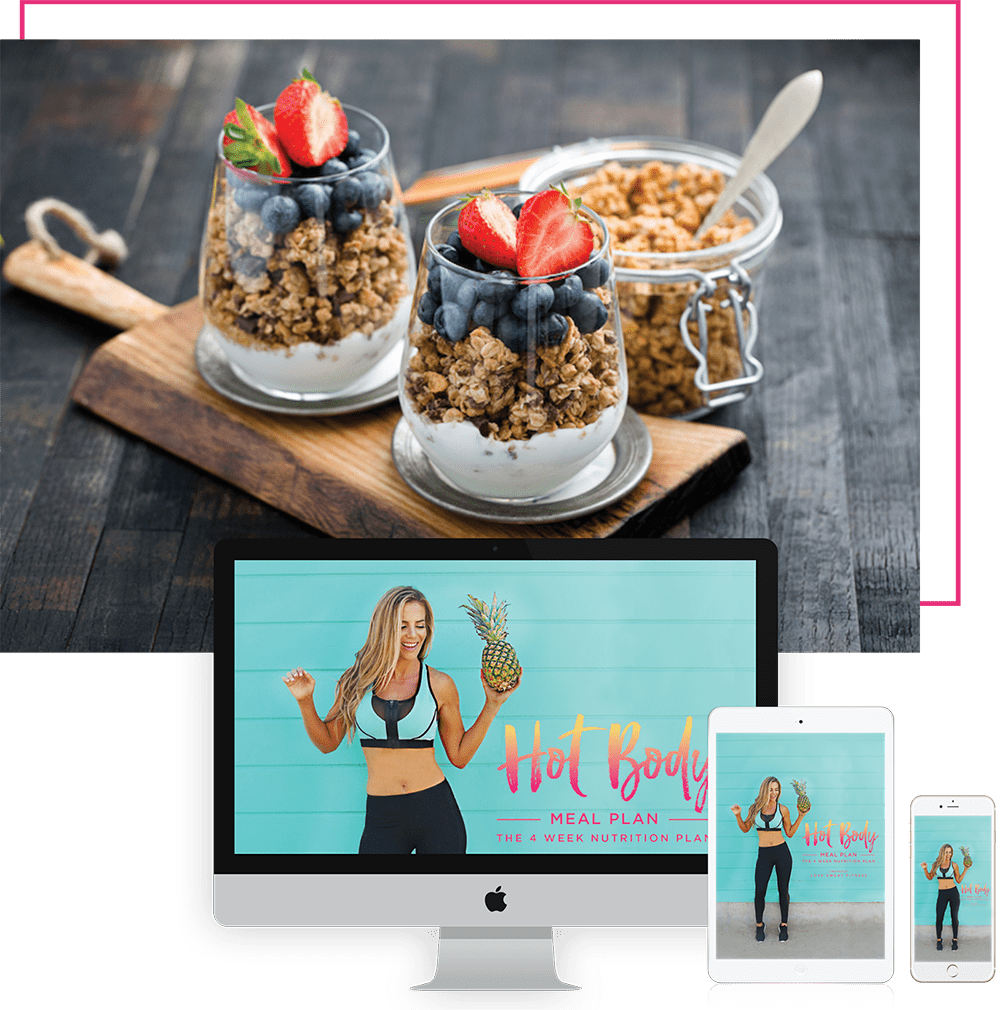 Hot Body Meal Plan