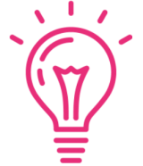 pink-light-bulb-icon