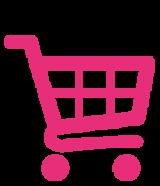 pink-shopping-cart-icon
