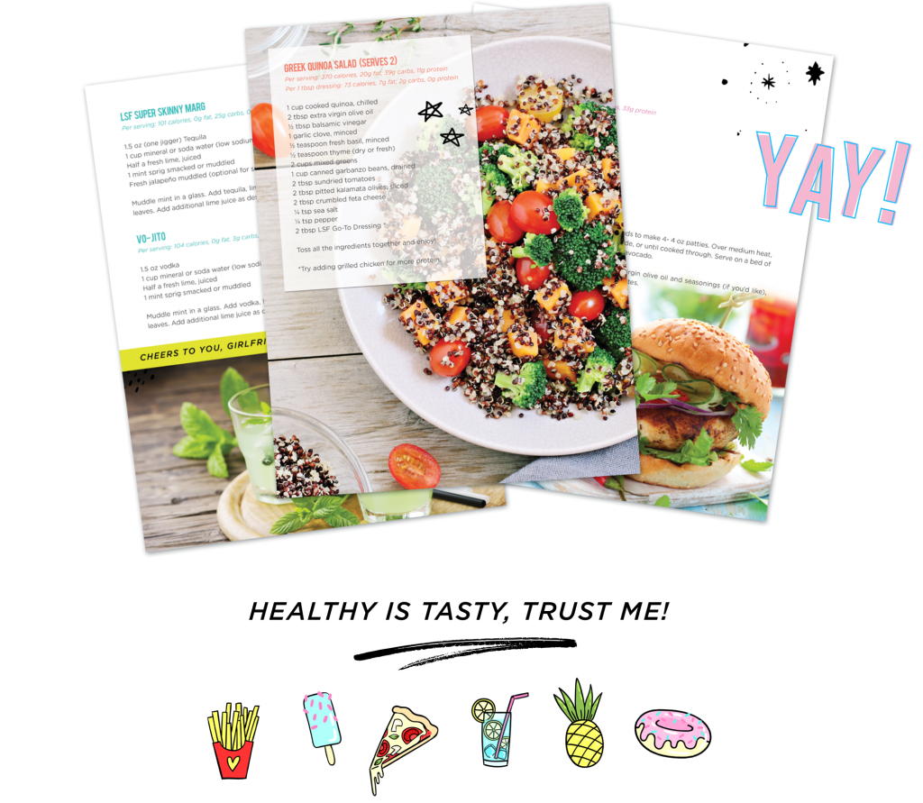 hot body 4 week meal plan, Your LSF Plan Questions Answered, faq's, hot body meal plan, lsf plan, love sweat fitness meal plans, love sweat fitness sweat guide, workout guides, weight loss plans, how to lose weight, lsf workout guide, sweat guide, guiltless nutrition, recipe book, healthy recipes, easy recipes, at home workouts