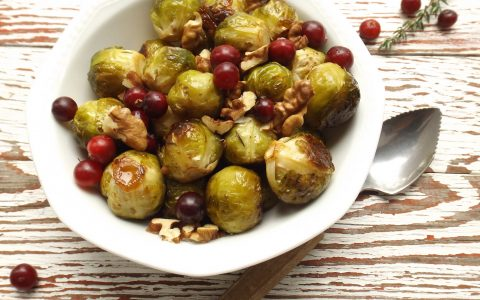 Oh my GOURD, I love Thanksgiving food!, Thanksgiving Side, Brussel Sprouts