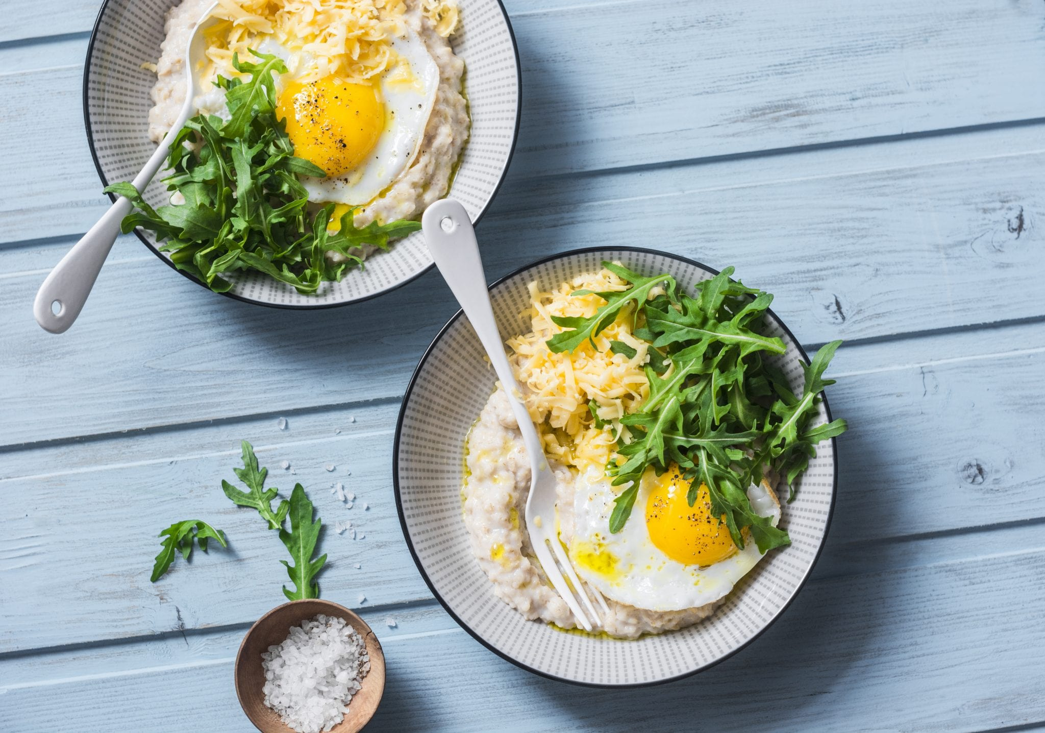 Strong rears Savory Oatmeal Breakfast Bowl, guiltless nutrition, eat clean, easy breakfast recipes, breakfast recipes, healthy breakfast recipes,
