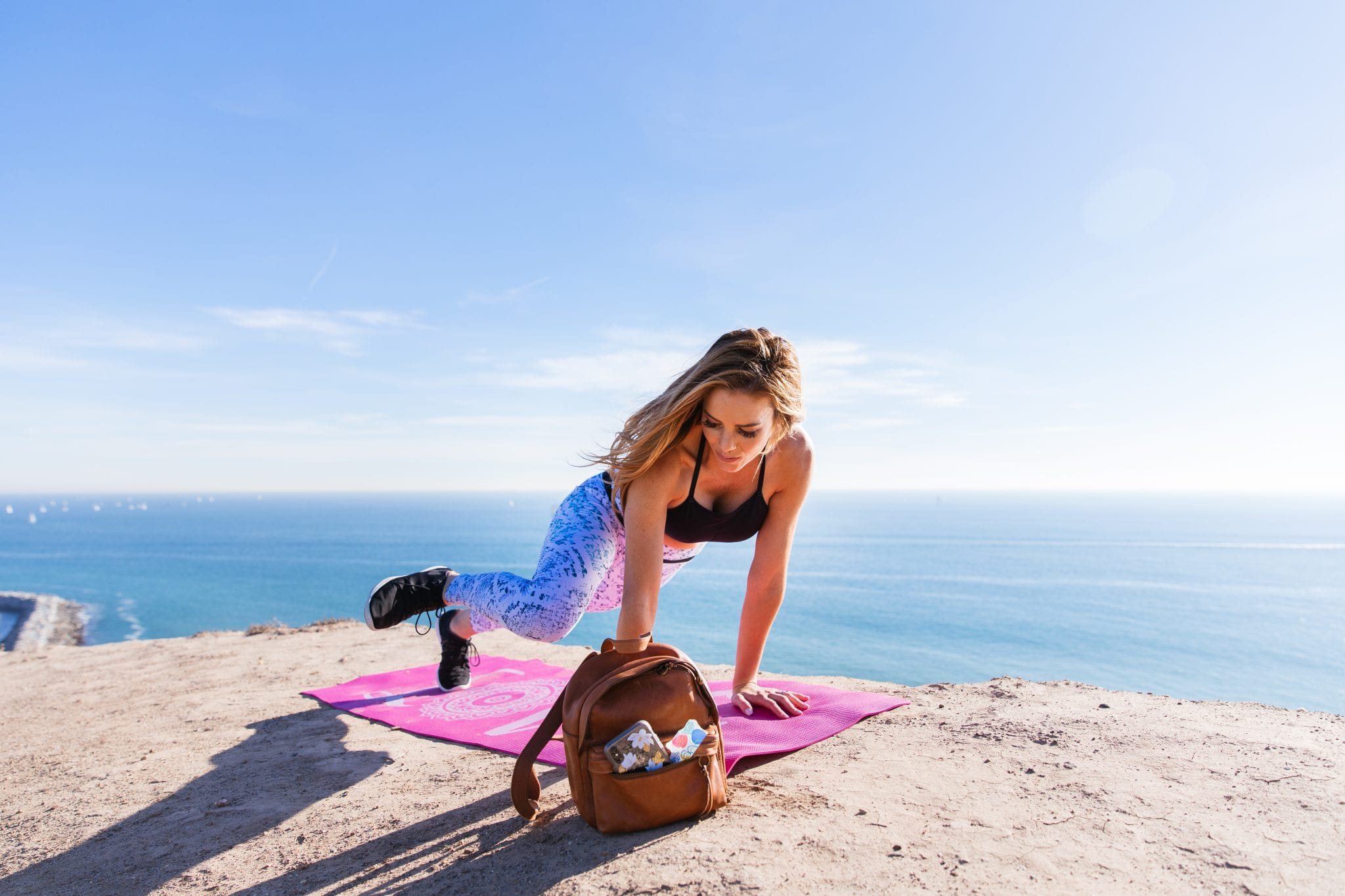 Should You Workout During Your Period?, tampax, tampax pear, period, working out on period, exercise on period, fitness, women's fitness, daily workouts