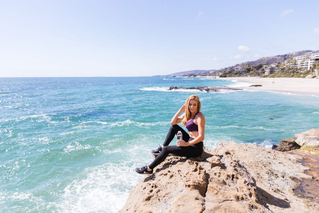 spring slim down week 5, take a hike, best workouts for LISS cardio