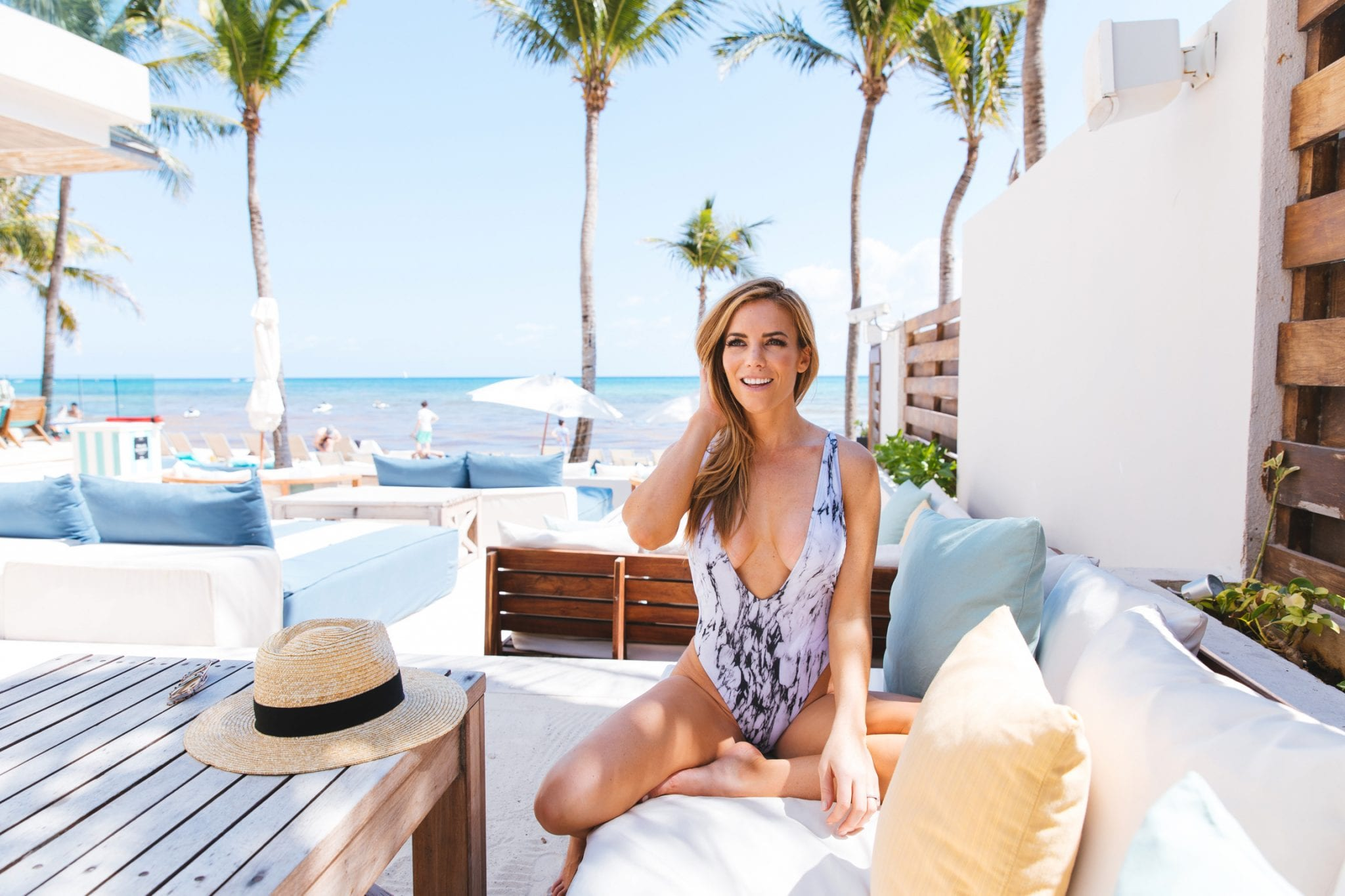 The best places to visit in playa del carmen, mexico travel, best hotels in playa del carmen, girls getaway, travel, instagramable travel desitinations