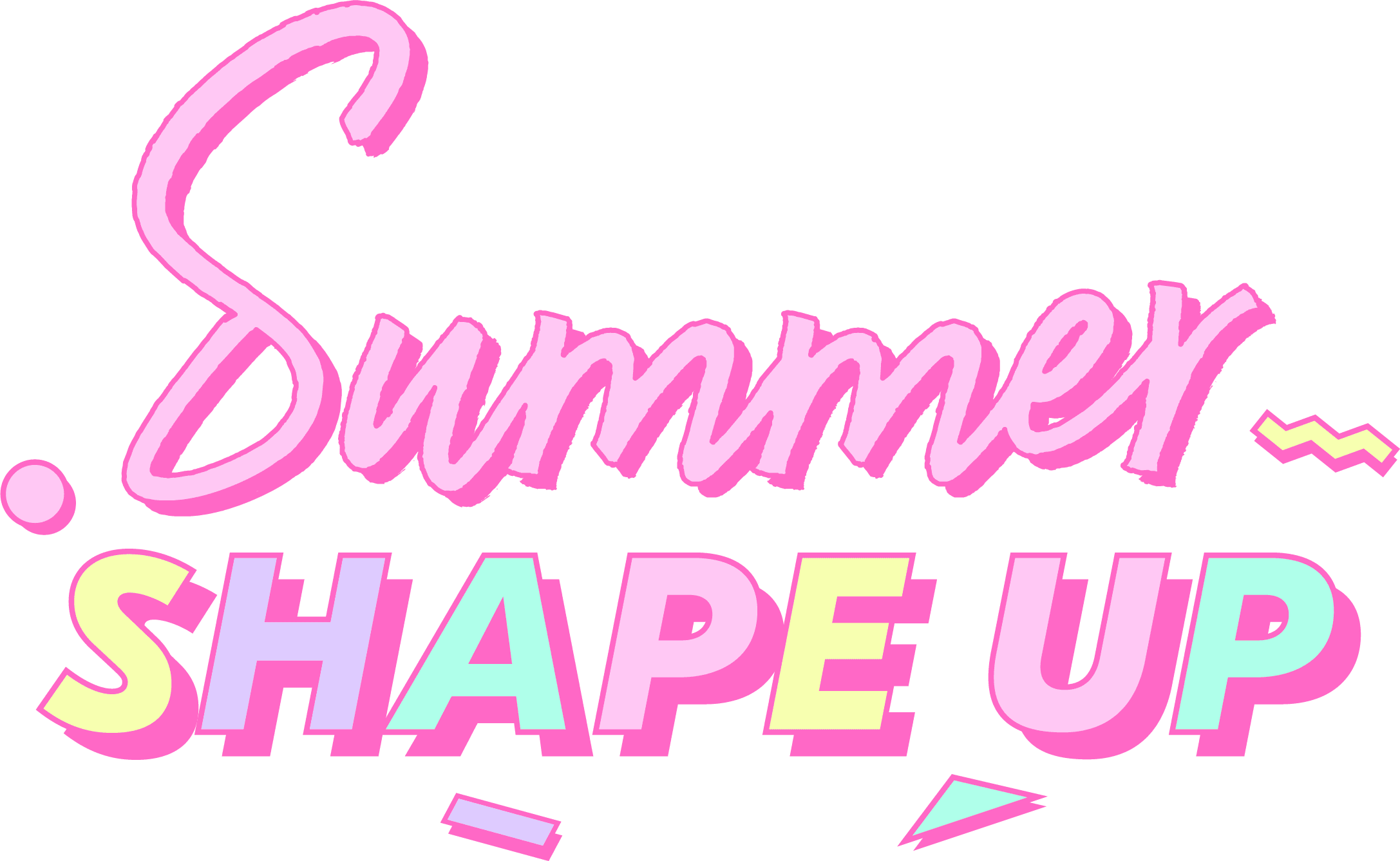0478a7c9a2 Summer Shape Up 2018 - Love Sweat Fitness