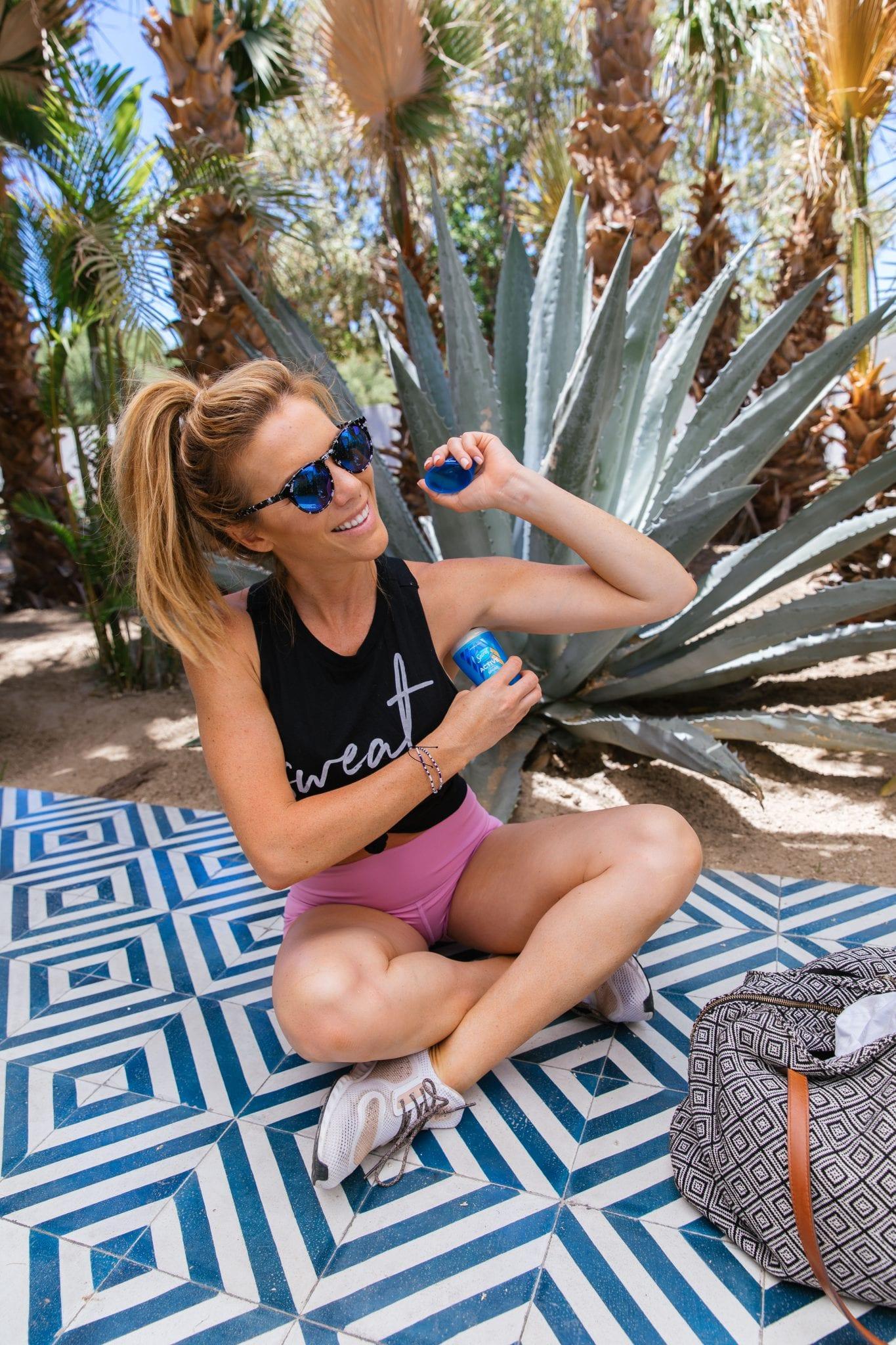secret, hot summer workouts