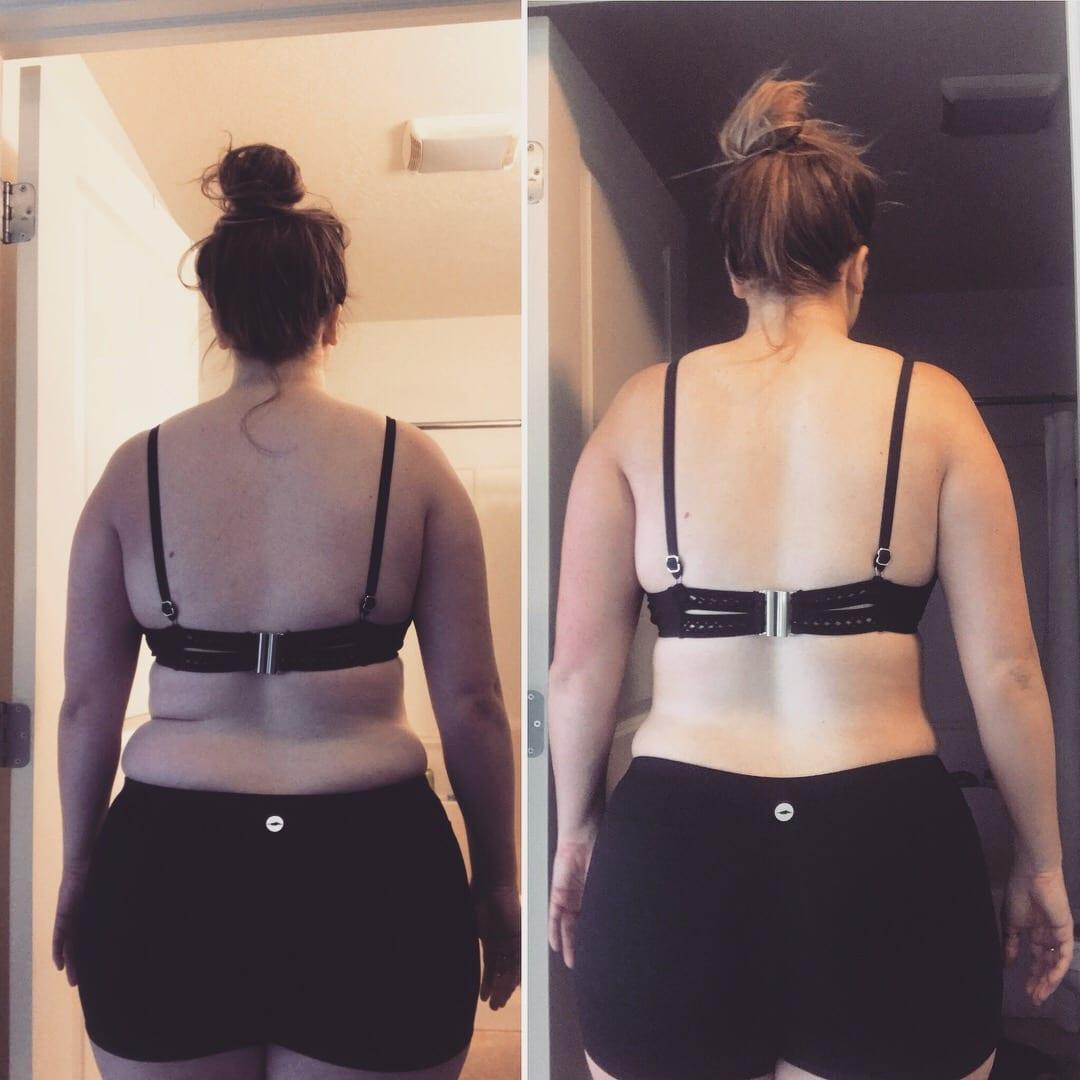 weight loss, transformation, Sweat Babe Crush, free challenge, inspirational