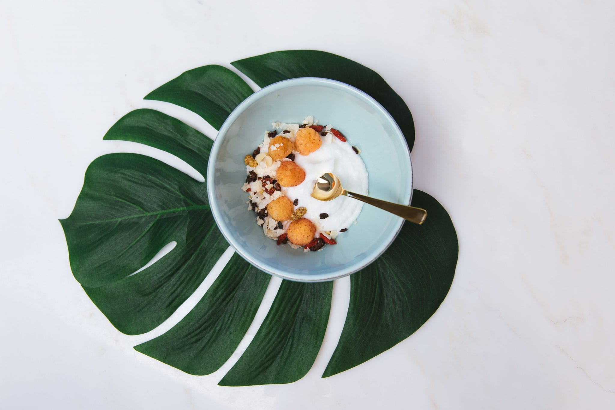 Make your own plant-based parfait to help