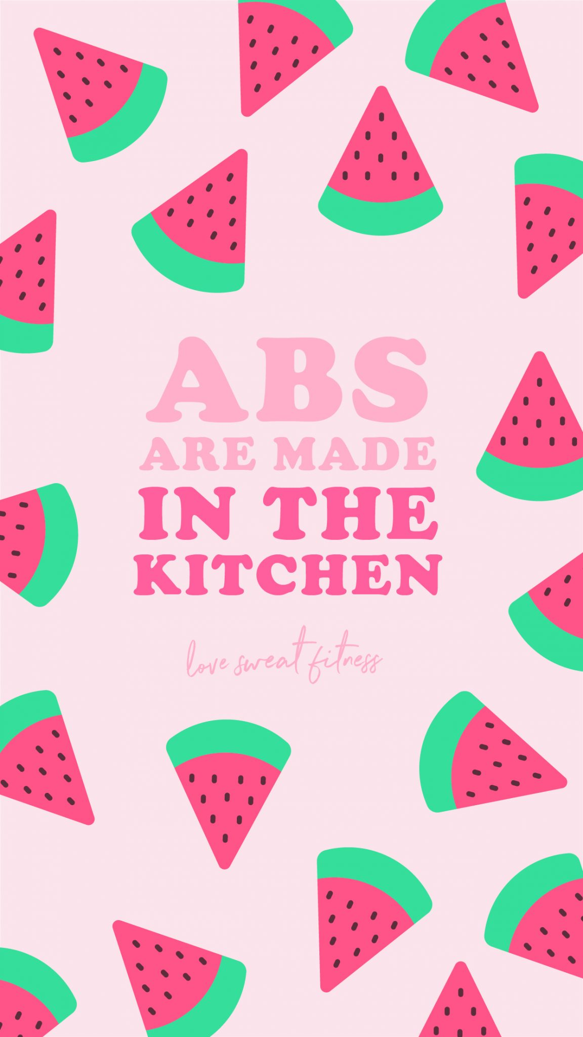 abs are make in the kitchen wallpaper