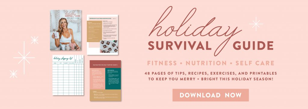 gift of you time holiday survival guide