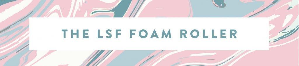 foam roller benefits