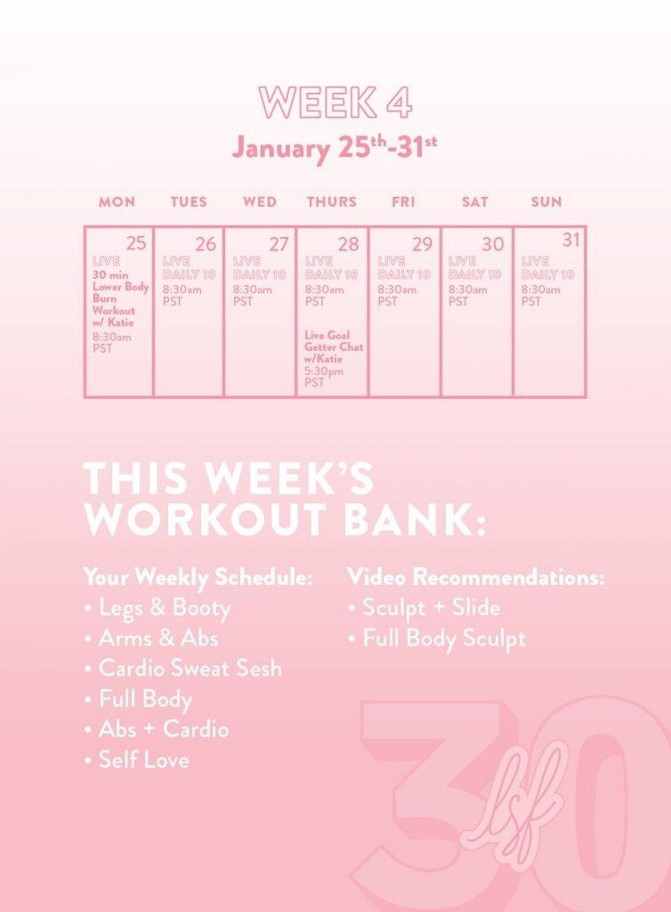 free full body workout plan