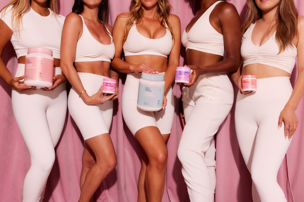 fit girls, your new daily routine, daily routine, protein powder, boosts, fitness, nutrition, community