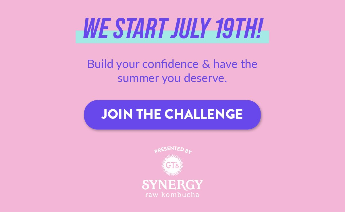 free summer fitness challenge, workouts at home, daily workouts for women